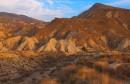 Tabernas Desert, Tabernas Desert Natural Park, Andalusia, Spain