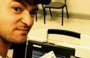 Timberlake-selfie