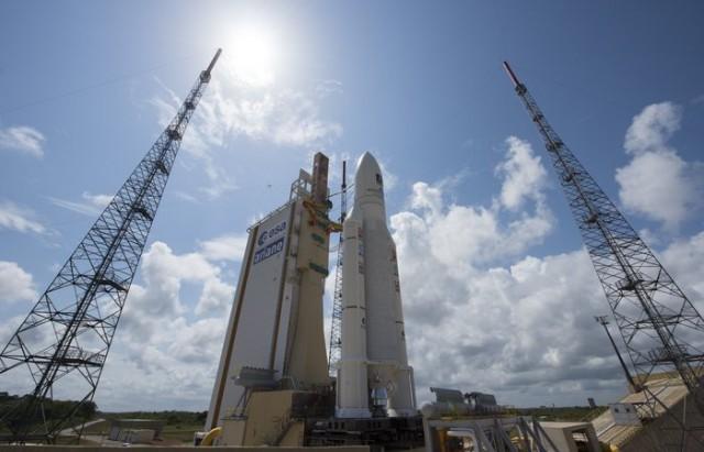 esa  satelitte  lancement  اقمار صناعية