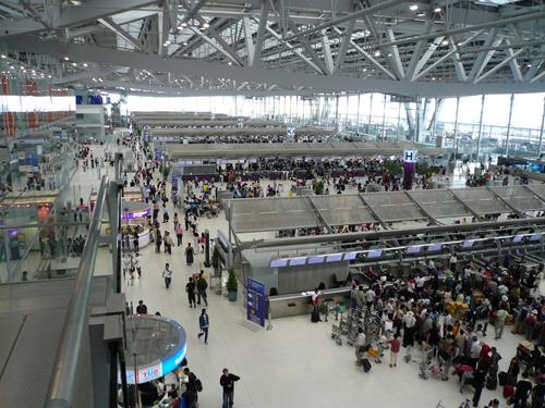 مطار تايلاندا