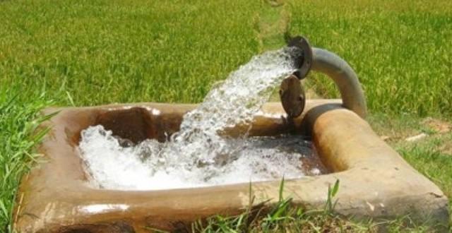 مياه الري