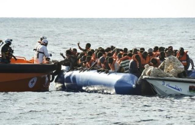 immigration    mer هجرة