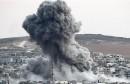 قصف جوي سوريا