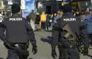 TERRORGEFAHR: POLIZEI AM SILVESTERPFAD