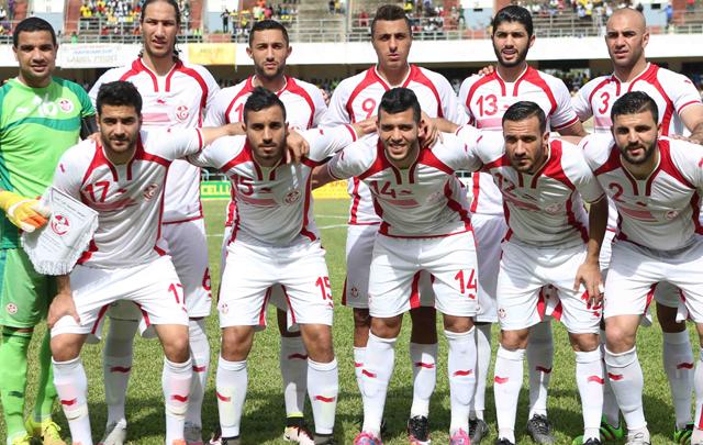المنتخب التونسي 2017