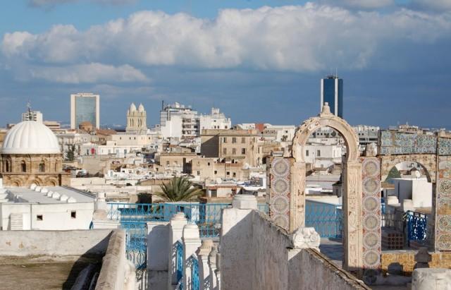 جمعية الشارع فن بالمدينة العتيقة بتونس