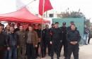 قوات الامني الداخلي ببنقردان يدخلون  في اعتصام مفتوح (2)