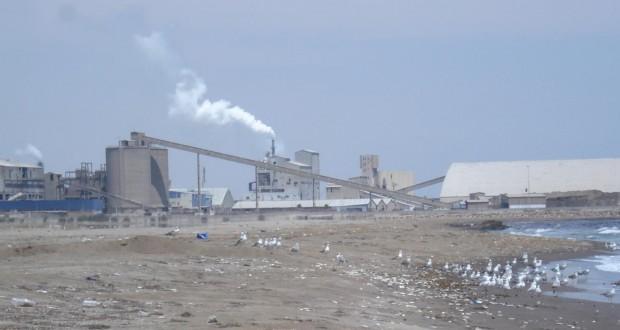 تلوث قابس