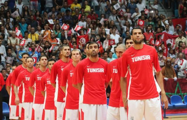 المنتخب الوطني التونسي لكرة السلة