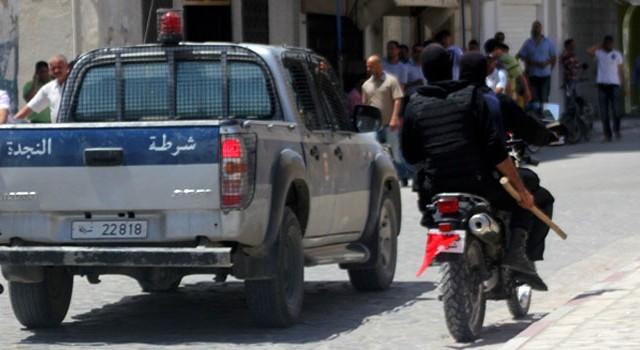 شرطة تونس police tunisie (7)