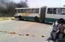 صفاقس احتجاجات في الحاجب وغلق للطريق الوطنية عدد
