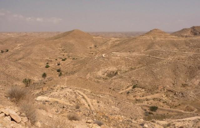 جبال تونسية