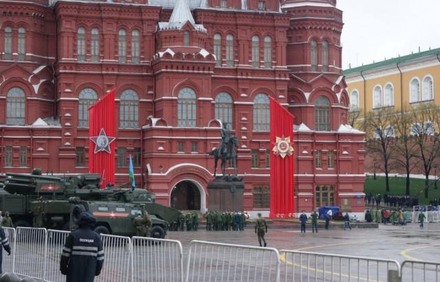 روسيا عيد النصر  victoire russie