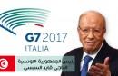 g7 italie 2017