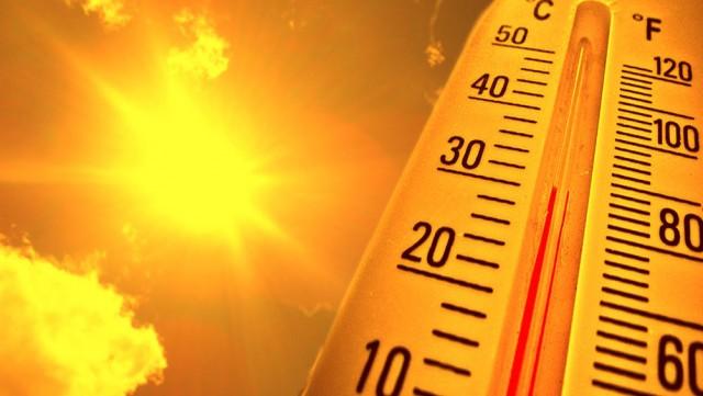 الارتفاع غير العادي للحرارة