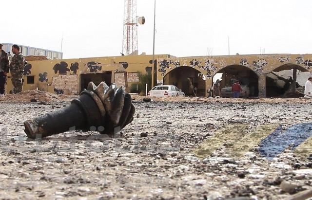 سيارة مفخخة شرقي ليبيا