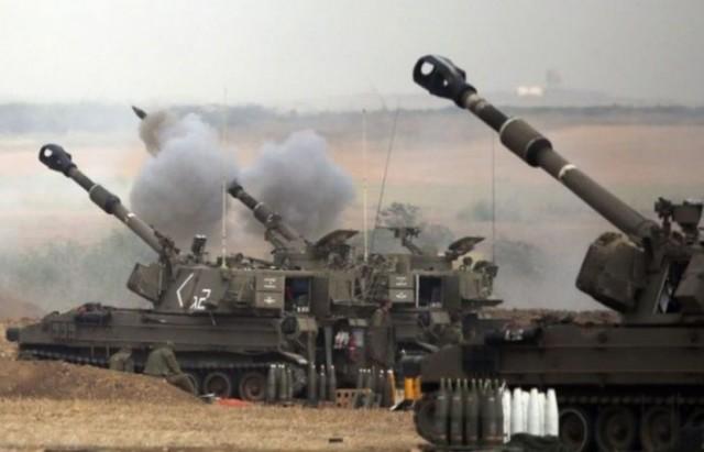 إصابة 5 فلسطينيين في قصف إسرائيلي شرق خان يونس
