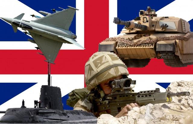 جيش بريطاني