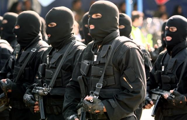 القوات الخاصة الايرانية