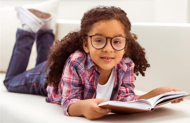 enfant lunette