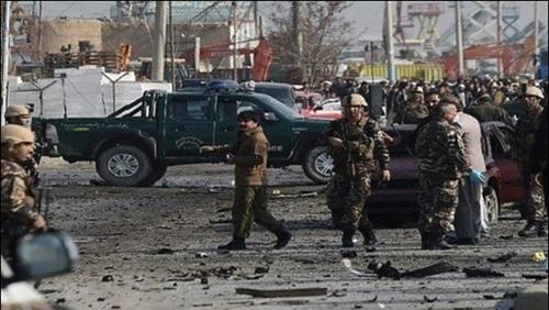 هجوم انتحاري في كابول