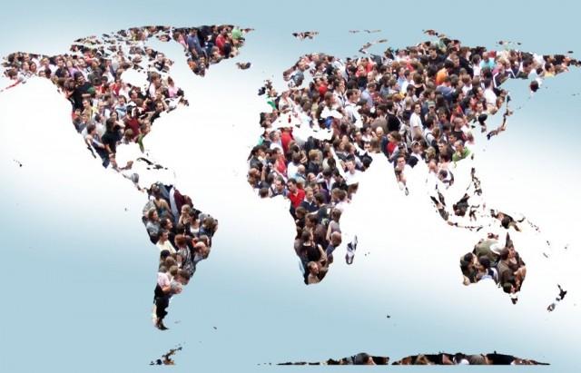 سكان العالم
