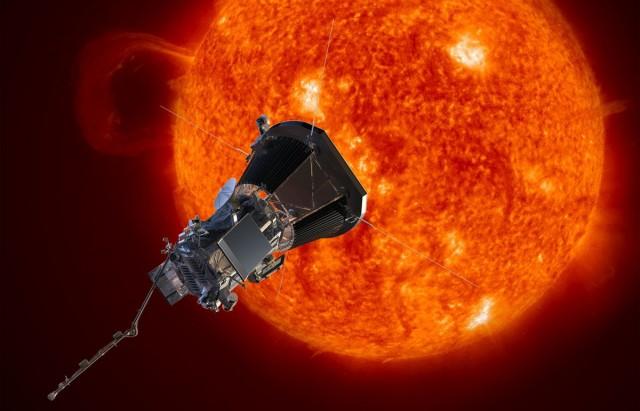 اكتشاف الشمس