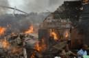 الكونغو الديمقراطية حريق