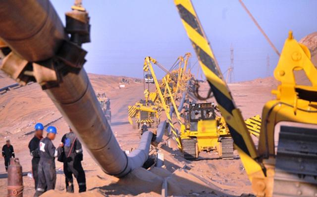 مشروع-غاز-الجنوب نوارة gaz