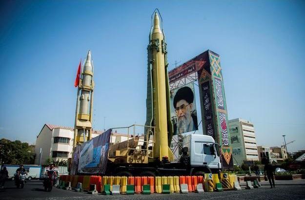 صاروخ ايراني جديد