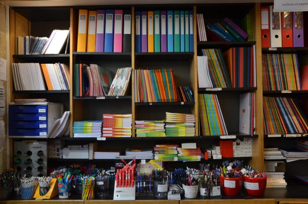 librairie مكتبة