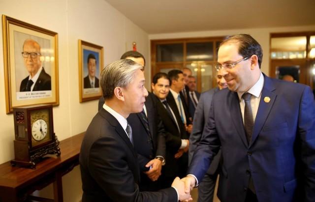 إتفاقية تونسية صينية إحداث جسر في جربة وخط حديدي بين قابس ومدنين بطول 140 كلم