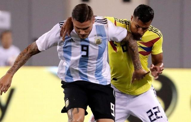 الارجنتين من دون ميسي تكتفي بالتعادل سلبا مع كولومبيا