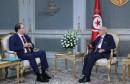 الباجي قايد السبسي يستقبل رئيس الحكومة بقصر قرطاج