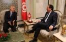وزير الشؤون الخارجية يتلقى مكالمة هاتفية من غسان سلامة رئيس بعثة الأمم المتحدة للدعم في ليبيا