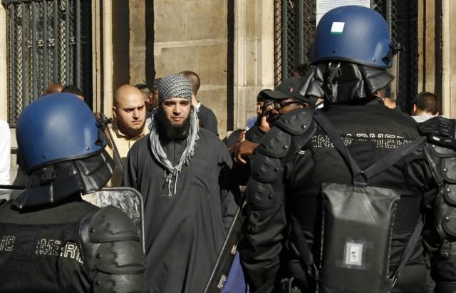 اسلاميين في فرنسا
