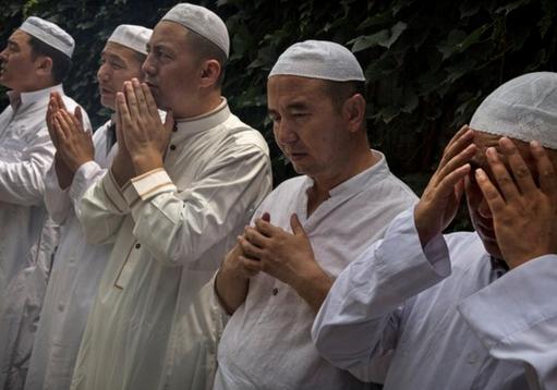 الصين اسلام
