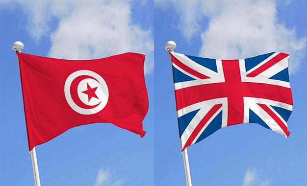 تونس و بريطانيا