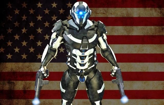 روبوتفي الجيش الامريكي