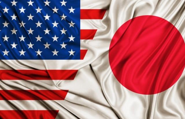 امريكا و اليابان