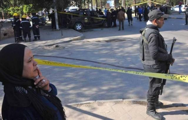 مصر.. قتيل ومصابون بانفجار قرب القاهرة