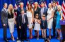 ترامب و عائلته