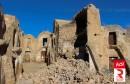 انهيار جزء من غرف القصورالصحراوية