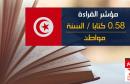 تونس: مؤشر القراءة