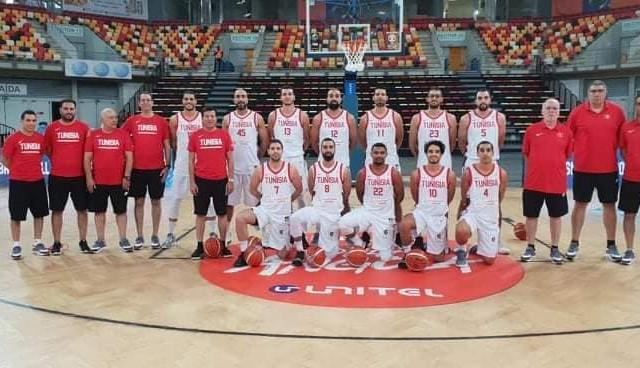 سلة- كاس العالم 2019 تونس