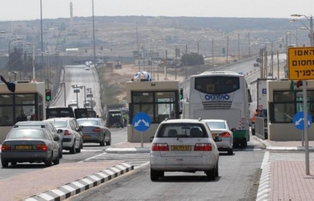 الاحتلال الإسرائيلي يفتتح شارعا في القدس يفصل بين الفلسطينيين والإسرائيليين