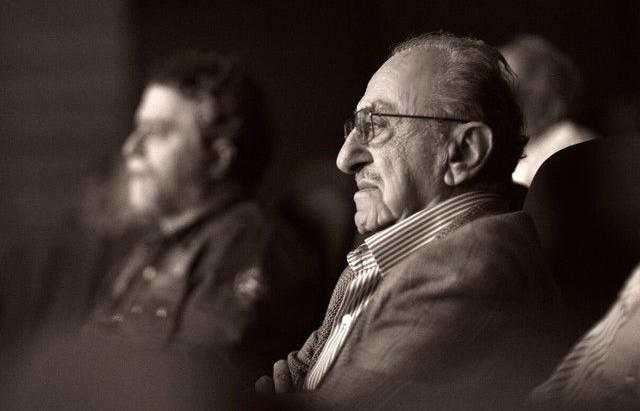 رحيل المخرج السينمائي اللبناني جورج نصر عن عمر يناهز 92 عاما