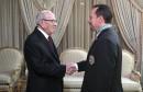 سفير الولايات المتحدة الأمريكية بتونس دانيال روبنشتاين