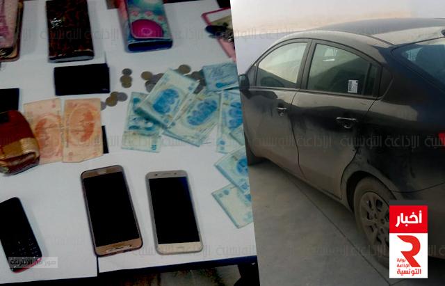 القبض على امرأتين قمن بسلسلة من السرقات رفقة بنتين قاصرتين
