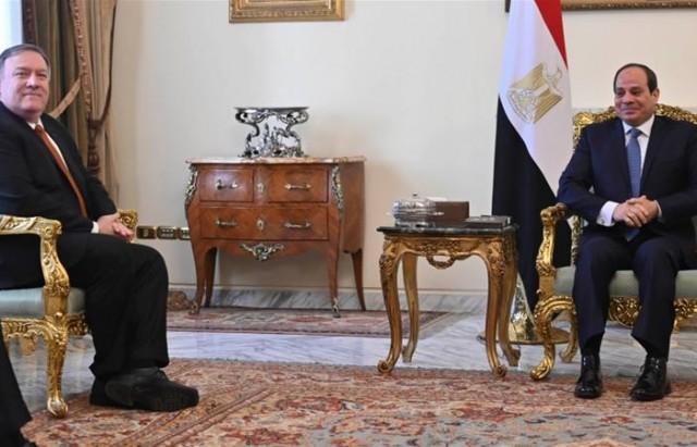 مايك بومبيو: لن نتخلى عن الشرق الاوسط وإيران أكبر تهديد للمنطقة